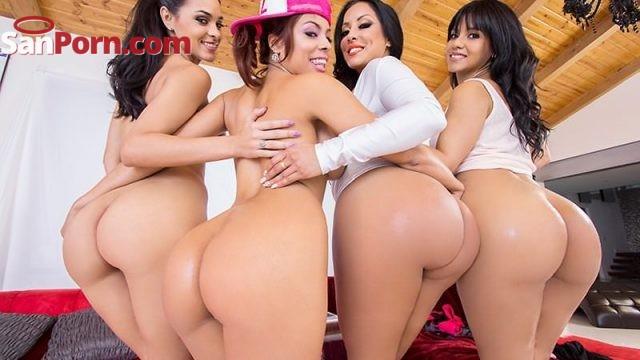 Latinas Ass