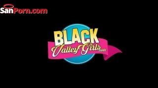 Black Valley Girls Logo Min